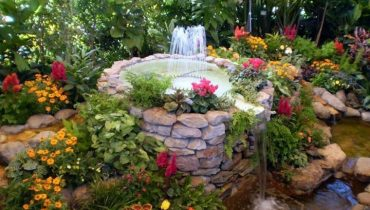 Fountain and Water Feature Builds